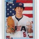 COLE BILLINGSLEY 2010 Bowman USA Baseball ROOKIE #BDPP58