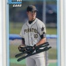 JAMESON TAILLON 2010 Bowman USA Baseball ROOKIE #BDPP79 Pirates
