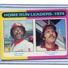 MIKE SCHMIDT 1975 Topps LL #307 Philadelphia Phillies