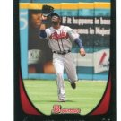 JASON HEYWARD 2011 Bowman #21 Atlanta Braves
