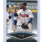 JASON HEYWARD 2011 Bowman Finest Futures INSERT #FF1 Atlanta Braves