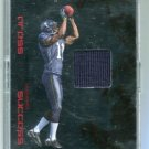 DEON BUTLER 2009 Leaf Rookies and Stars R&S Dress for Success FOIL JERSEY Penn State SEAHAWKS #d/100