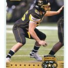 BRANDON LINDER 2010 Razor Army All-American #86 Miami Canes Hurricanes 4-star CENTER (NR #1)
