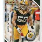 CLAY MATTHEWS 2010 Panini Donruss Gridiron Gear #51 GB Packers USC TROJANS