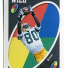 DONALD DRIVER 2007 Uno Card Game WILD Green Bay GB Packers