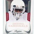 RYAN WILLIAMS 2011 Panini Playoff Prestige #288 ROOKIE Arizona Cardinals VIRGINIA TECH Hokies
