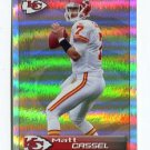 MATT CASSEL 2011 Panini Sticker HOLOFOIL #200 Kansas City KC Chiefs USC Trojans QB