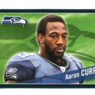 AARON CURRY 2011 Panini Sticker #441 Seahawks WAKE FOREST