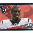 JACOBY JONES 2011 Panini Sticker #124 Houtson Texans