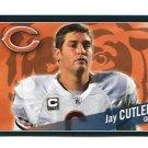 JAY CUTLER 2011 Panini Sticker #288 Bears VANDERBILT QB