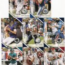 QUARTERBACK QB SALE:  (8) 2010 Panini Donruss Gridiron Gear - Stafford, Sanchez, Cutler, Rivers, +
