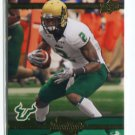CARLTON MITCHELL 2010 Upper Deck UD Sweet Spot #87 ROOKIE Browns SOUTH FLORIDA Bulls