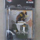 TROY POLAMALU New Sealed McFARLANE NFL ELite Series 2 Pittsburgh Steelers USC Trojans
