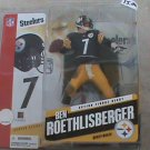 BEN ROETHLISBERGER New Sealed McFARLANE Series 11 Pittsburgh Steelers QB