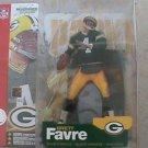 BRETT FAVRE New Sealed McFARLANE Series 4 Green Bay GB Packers QB
