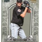 CHRIS SEDDON 2008 Upper Deck UD Artifacts A Piece Of History #117 ROOKIE Marlins