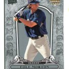 COLT MORTON 2008 Upper Deck UD Artifacts A Piece Of History SILVER SP #138 ROOKIE Padres