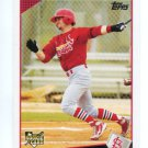 SHANE ROBINSON 2009 Topps Updates & Highlights #UH127 ROOKIE Reds