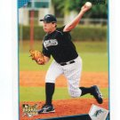 GRAHAM TAYLOR 2009 Topps Updates & Highlights #UH133 ROOKIE Florida Marlins