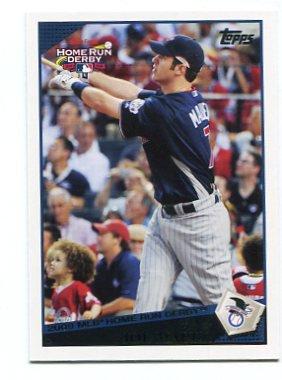 JOE MAUER 2009 Topps Updates & Highlights #UH274 Minnesota Twins