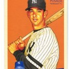 JORGE POSADA 2008 Upper Deck UD Goudey #125 New York NY Yankees