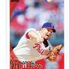 JOE BLANTON 2010 Topps #188 Philadelphia Phillies