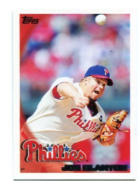 JOE BLANTON 2010 Topps #188 Philadelphia Phillies