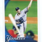 ANDY PETTITTE 2010 Topps #56 New York NY Yankees