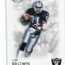 TIM BROWN 2011 Topps Gridiron Legends #145 Raiders NOTRE DAME Heisman