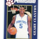 GEARY CLAXTON 2005 Penn State Second Mile BASKETBALL