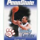 JAMELLE CORNLEY 2007 Penn State Second Mile BASKETBALL