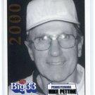 COACH MIKE PETTINE 2000 Big 33 Pennsylvania PA High School Card
