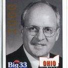 COACH STEVE GILBERT 2000 Big 33 Ohio OH High School Card TIFFIN COLUMBIAN HS