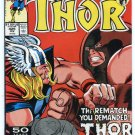 Marvel Comics: The Mighty Thor featuring Ghost Rider & Juggernaut #429 February 1990