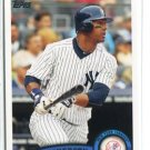CURTIS DICKERSON 2011 Topps Update Series #US79 New York NY Yankees