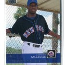 LASTINGS MILLEDGE 2003 Upper Deck UD Star Rookie #43 RC New York NY Mets CHICAGO White Sox