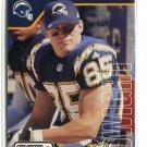 TIM DWIGHT 2002 Upper Deck UD XL #395 Chargers IOWA Hawkeyes