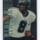 ASHLEY LELIE 2002 Upper Deck UD XL #539 ROOKIE Broncos HAWAII Warriors
