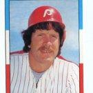 MIKE SCHMIDT 1982 Topps All-Star Sticker #5 Philadelphia Phillies