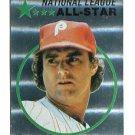 STEVE CARLTON 1982 Topps All-Star Sticker #129 Philadelphia Phillies