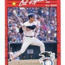 CAL RIPKEN Jr. 1990 Donruss All-Star #676 Baltimore Orioles