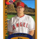 BOBBY JENKS 2002 Topps Traded #T172 ROOKIE Angels