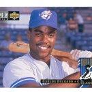 CARLOS DELGADO 1993 Upper Deck UD Collector's Choice #4 ROOKIE Blue Jays
