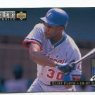CLIFF FLOYD 1993 Upper Deck UD Collector's Choice #7 ROOKIE Expos