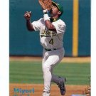 MIGUEL TEJADA 1998 Topps Stadium Club #69 Oakland A's