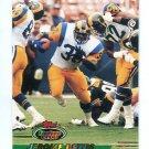 JEROME BETTIS 1993 Topps Stadium Club Member's Choice #506 ROOKIE RAMS Steelers Notre Dame Irish