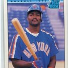 D.J. DOZIER 1992 Donruss Rated Rookie #20 Mets PENN STATE