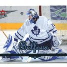 ED BELFOUR 2005-06 Fleer Ultra #179 Toronto Maple Leafs