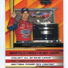JEFF GORDON 2006 Wheels High Gear #90 NASCAR