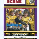 MATT KENSETH 2005 Press Pass #74 NASCAR
